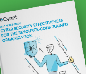 Self-Audit Guide: Cybersecurity Effectiveness for the Resource-Constrained Organization
